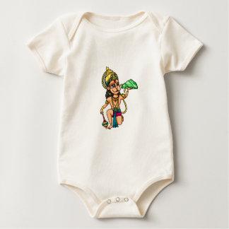 Hanuman Baby Bodysuit