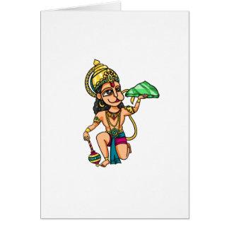 Hanuman Card
