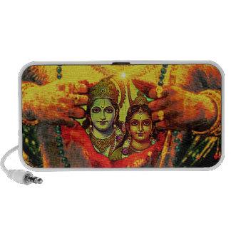 Hanuman Heart Travel Speakers