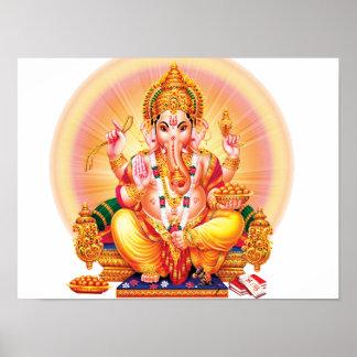 Hanuman: Hindu God of Help, Lord Hanuman Prayer Ph Poster