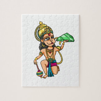 Hanuman Jigsaw Puzzle