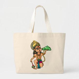 Hanuman Large Tote Bag