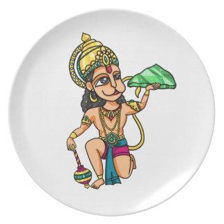 Hanuman Plate