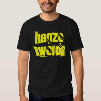 Hanzo Sword T-shirt