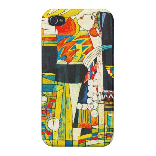 Hao Ping Memorial Ceremony Of Water Dragon iPhone 4 Cases