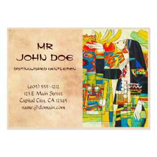 Hao Ping Memorial Ceremony Of Water Dragon Pack Of Chubby Business Cards