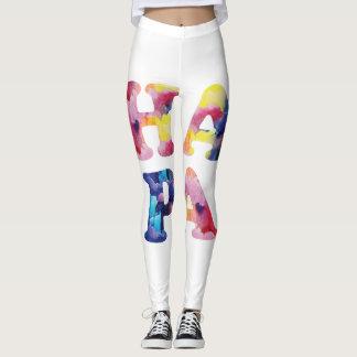 Hapa Rainbow Leggings