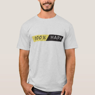 Hapa T-Shirt - 100% HAPA Men's T-Shirt
