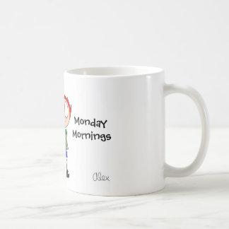 Haphazard Hijinks Monday Mornings Mug