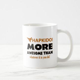 HAPKIDO! DESIGN COFFEE MUG