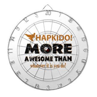 HAPKIDO! DESIGN DARTBOARD