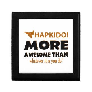 HAPKIDO! DESIGN GIFT BOX