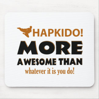 HAPKIDO! DESIGN MOUSE PAD