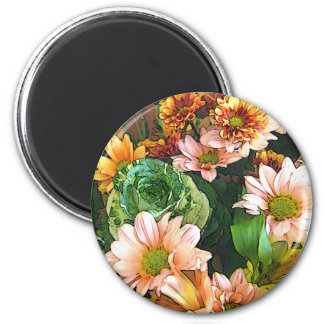 hapmother23mp 6 cm round magnet