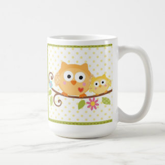 Happi Tree Owl Mug