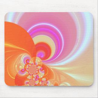 Happilicious Orange mousepad
