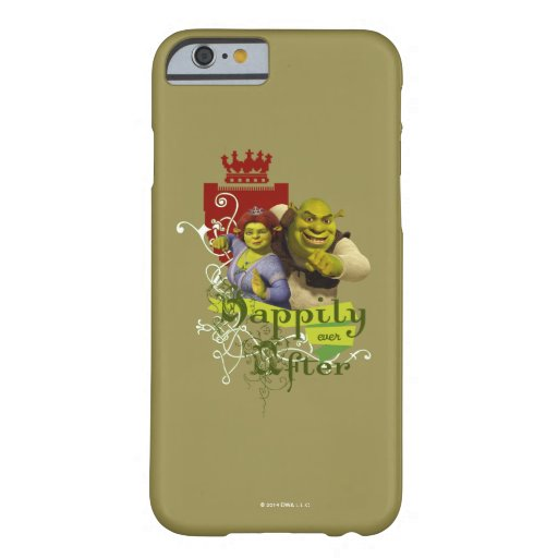 Happily Ever After iPhone 6 Case