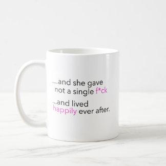 Happily Ever After Coffee Mug
