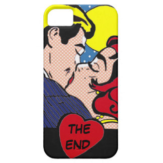 Happily Ever After Comic Book iPhone 5/5S Case