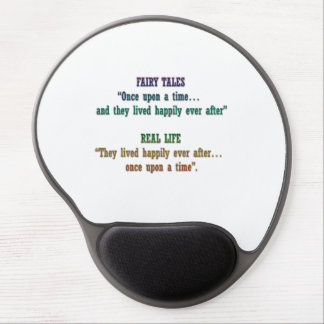 Happily ever after gel mouse mat