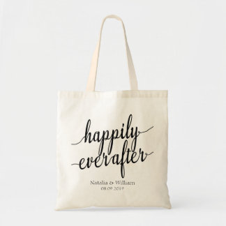 Happily ever after Personalized Wedding Welcome