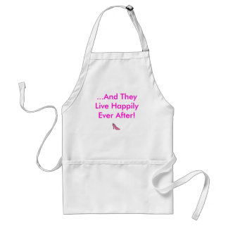 Happily Ever After Standard Apron