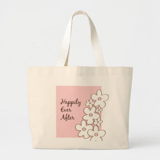 Happily Ever After Jumbo Tote Bag