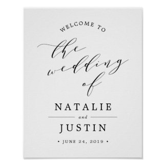 Happily Ever After | Wedding Welcome Sign