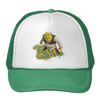 Happily Ever Whatever Mesh Hats