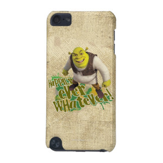 Happily Ever Whatever! iPod Touch (5th Generation) Case