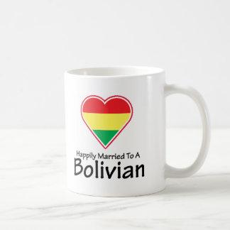 Happily Married Bolivian Coffee Mug