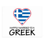 Happily Married Greek Postcards
