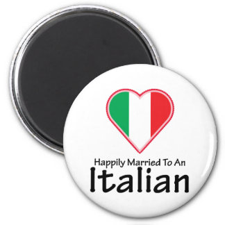 Happily Married Italian Magnet