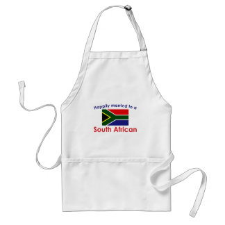 Happily Married South African Adult Apron