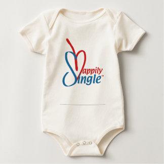 HappilySingle™ Baby Bodysuit