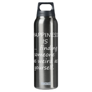 Happiness 0.5 Litre Insulated SIGG Thermos Water Bottle