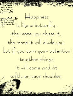 Happiness Is Like A Butterfly Gifts On Zazzle Au