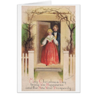 Happiness and Prosperity Greeting Card