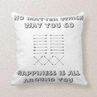 Happiness Cushion