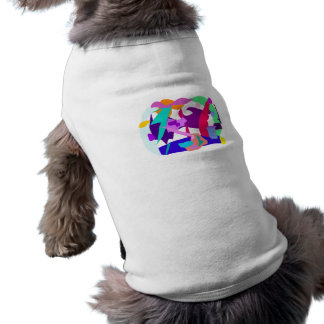 Happiness Sleeveless Dog Shirt