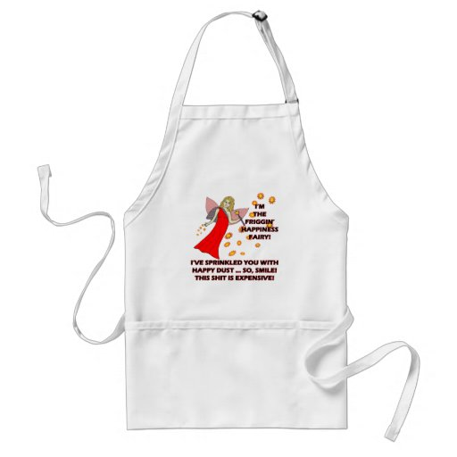 Happiness Fairy T-shirts Gifts Aprons