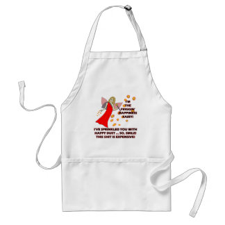 Happiness Fairy T-shirts Gifts Standard Apron