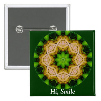 Happiness & Holidays_ Button