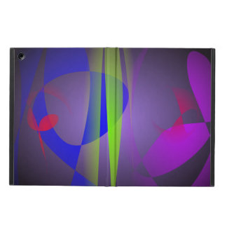 Happiness in the Dark iPad Air Cover