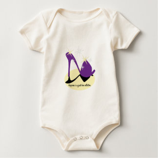 Happiness Is A Great Shoe Collection Baby Bodysuit