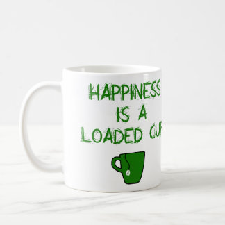 Happiness is a Loaded Cup
