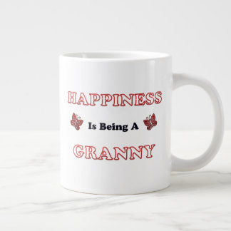 Happiness Is Being A Granny Large Coffee Mug