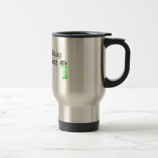 Happiness Is Being A Radiographer Stainless Steel Travel Mug