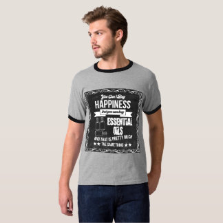 Happiness is buying Essential Oils! T-Shirt