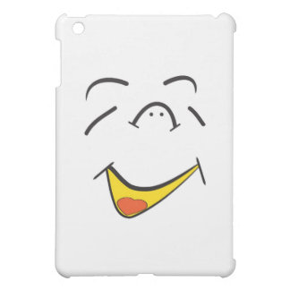 Happiness is in the air iPad mini cases